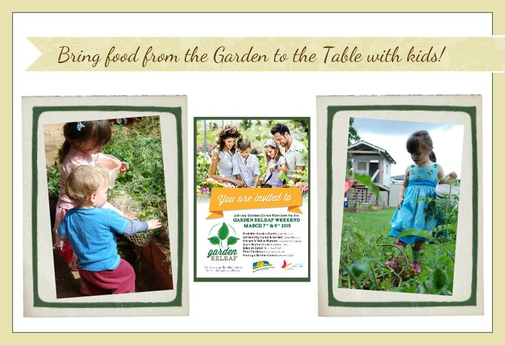The secret to engaging children in a herb and vegetable garden.