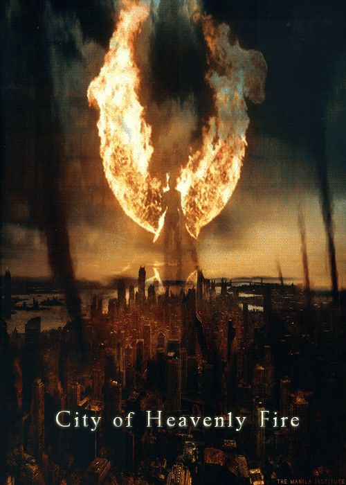 City of Heavenly Fire can not wait!!  March 19 2014