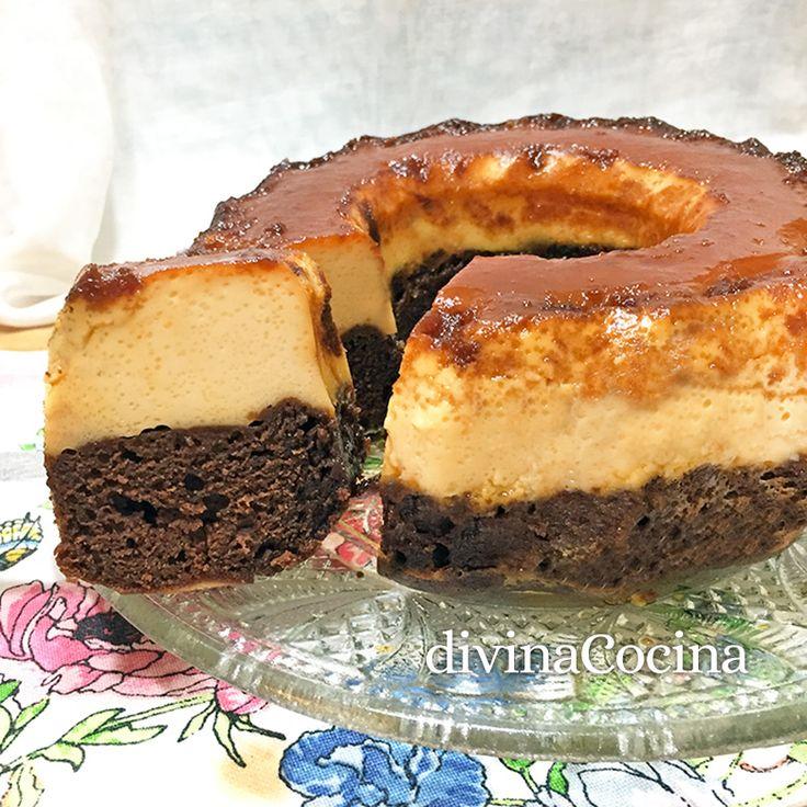 Esta receta de Chocoflán o Pastel Imposible es ya un clásico y todo un reto para los amantes de la repostería. Sigue nuestros consejos y triunfarás!!