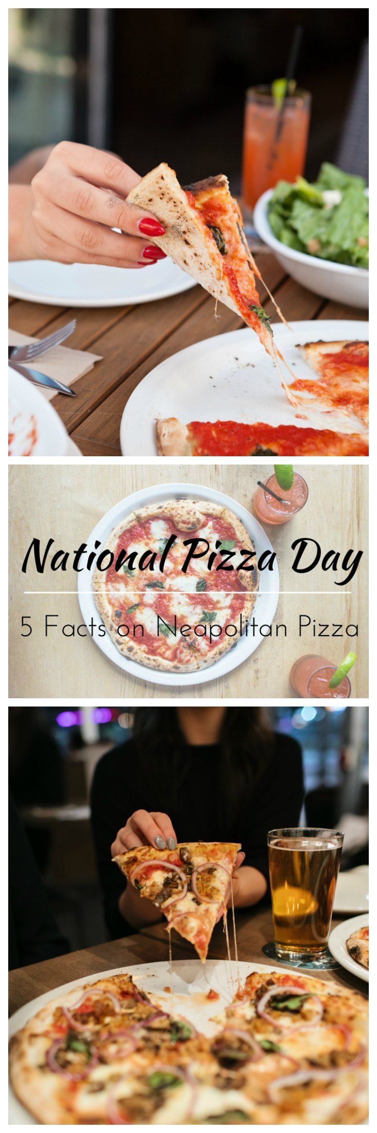 Did you know that February 9 is National Pizza Day?  Click to find out some fun facts on Neapolitan Pizza.  #NationalPizzaDay #PizzaDay