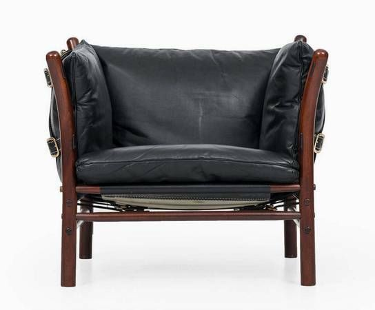 Pair of Norell Arm Chairs