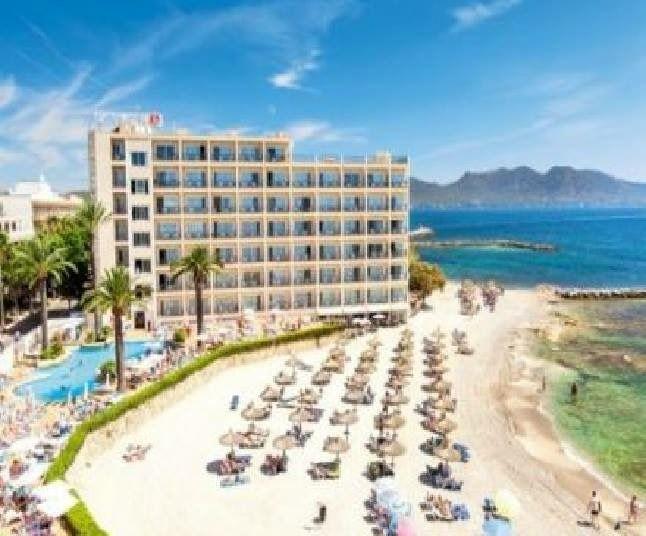 The Levante Hotel at Cala Bona Majorca Spain