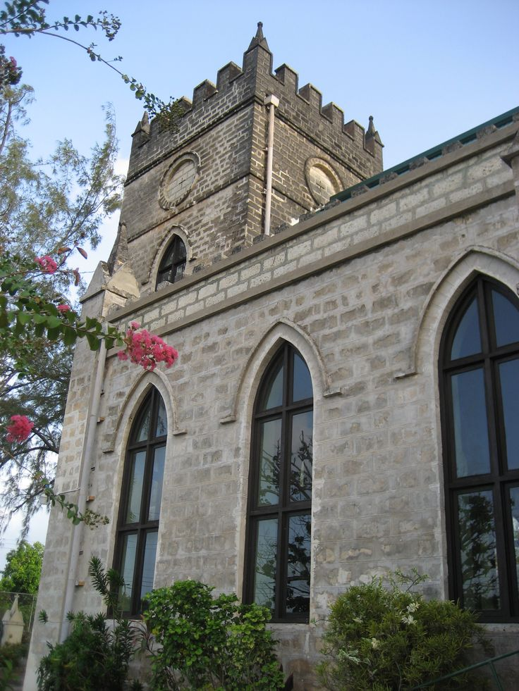 St.Philip Parish Church, Barbados