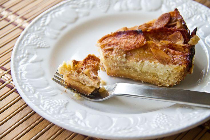 Bavarian Apple Torte | Karen's Torte Recipes | Pinterest