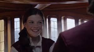 Lucy Pevensie / Invisible Marty