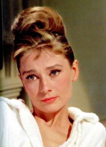 """Audrey as Holly Golightly in scene from """"Breakfast at Tiff…   Flickr"""