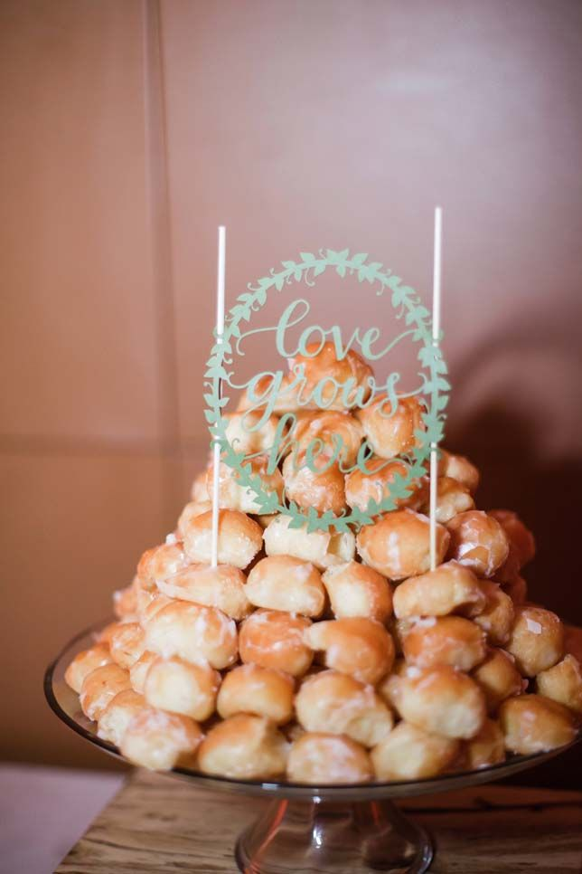 291 best Cake Alternative Ideas images on Pinterest Donuts