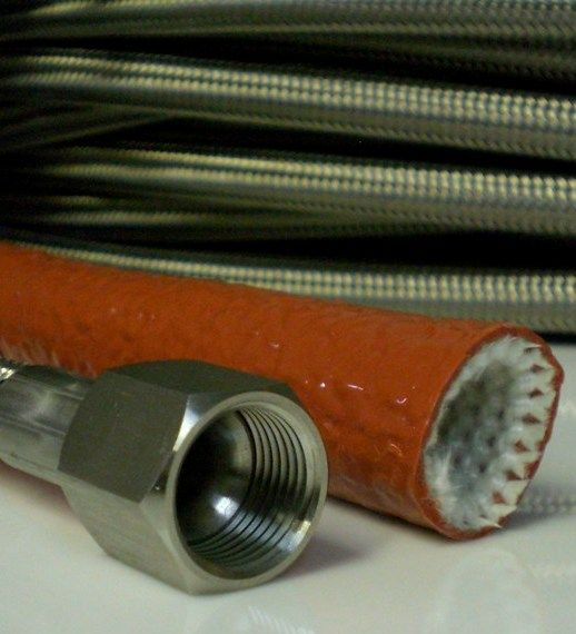 Stainless Braided Hose Assembly