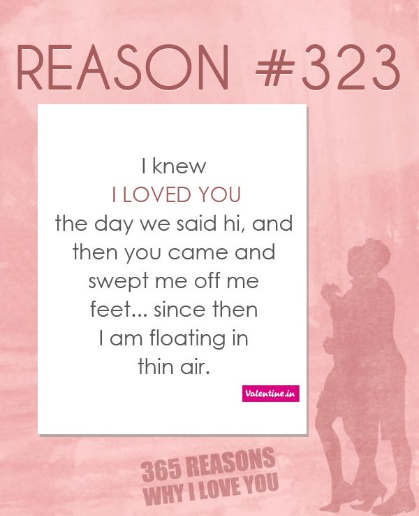 365 Reasons Why I Love You Quotes : ... quotes reasons why 3 reasons why i love you jar 3 love true love 365