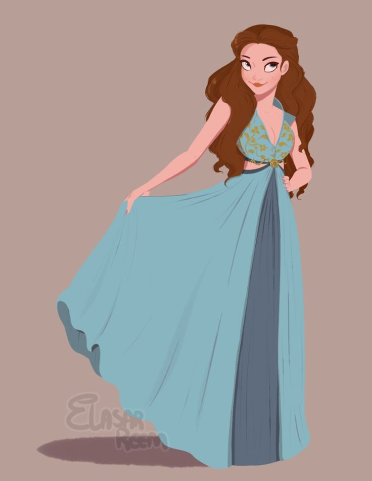 Margaery Tyrell by Dreemers on DeviantArt
