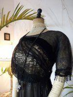 antikes Kleid, Kleid 1912, Titanic Ära, Mode 1912, Edwardianisches Kleid, antike Kleidung, abito antico, antiek jurk