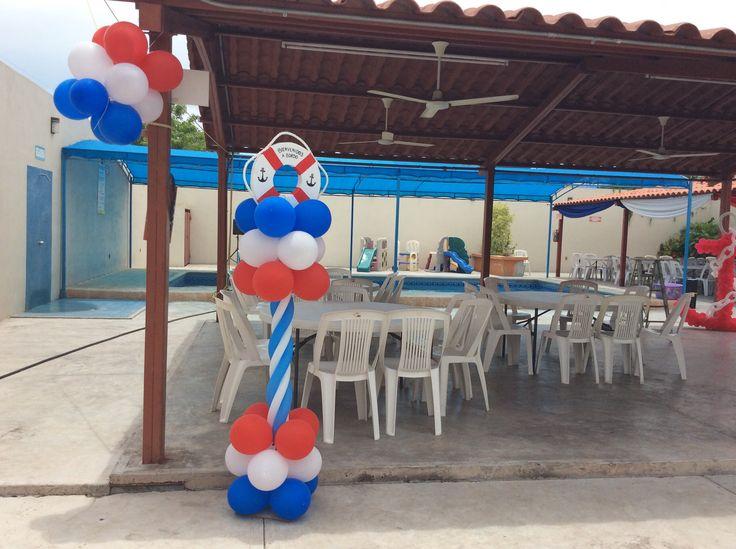 17 best images about decoracion fiesta nautica on for Articulos decoracion nautica
