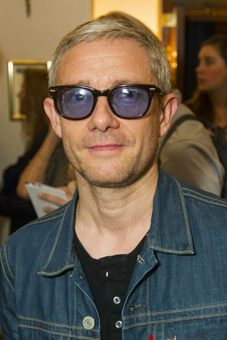 Martin Freeman: 16 June 2017  Dr Watson I Presume