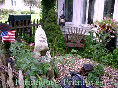 Best 25 Primitive Outdoor Decorating Ideas On Pinterest