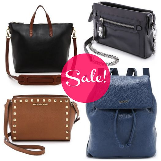 Favorites from the ShopBop Handbag Sale!