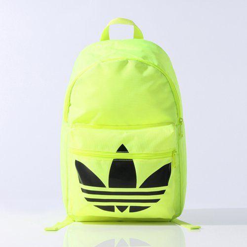 オリジナルス リュック バックパック [BACKPACK CLASSIC TREFOIL] アクセサリー 小物 bag かばん [AJ8527] アディダス オンラインショップ -adidas 公式サイト-