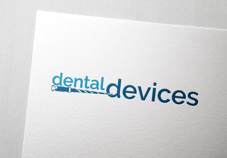 Premium logo design for Dental Devices Romania by Sinners Projects  Designed based on the idea of endodontic needles and dental products.  #logo #logodesign #graphicdesign #logodesigner #agency #marketing #branding #brand #sinnersprojects #webdesign #designlogo #logos #fullstack #vector