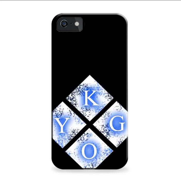 Kygo Logo Light iPhone 6 | 6S 3D Case