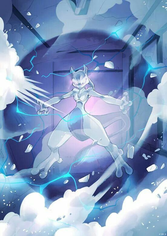 The most powerful Pokemon in the world.