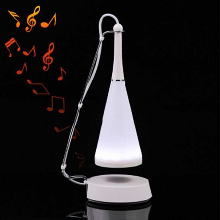 ==> [Free Shipping] Buy Best Night Light Multi-function Led Night Light Stereo Sound Speaker Table Lamp Touch Control Dimmer Bed Light Speaker Night Light Online with LOWEST Price | 32804019499
