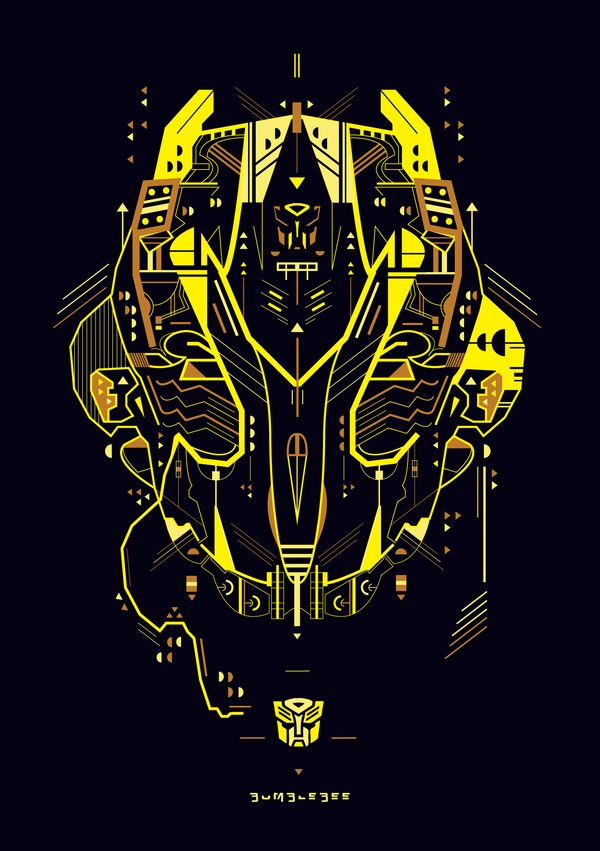 Outstanding Illustrations by UK Artist Petros Afshar