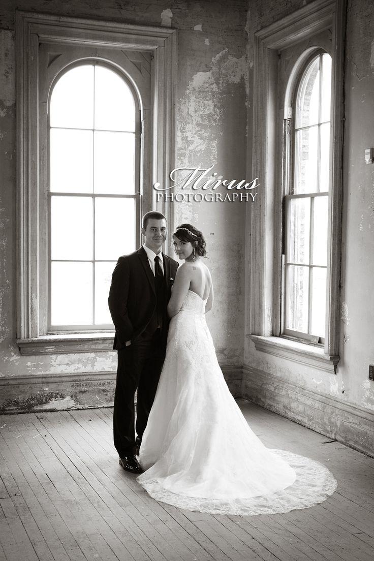 CASO Train Station Wedding Photography St. Thomas Mirus Photography