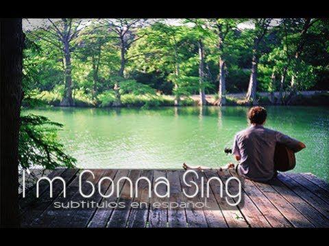 (17) Chris August - I'm Gonna Sing (español) - YouTube