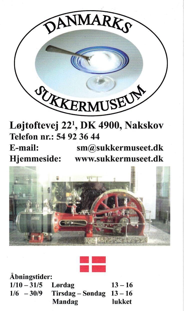 Danmarks sukkermuseum i Nakskov #lolland #Nakskov #lolland_falster