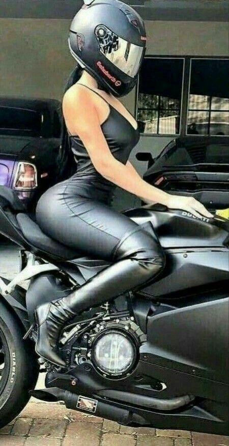 Moto Girl_StevenKeough – #GirlStevenKeough #Moto