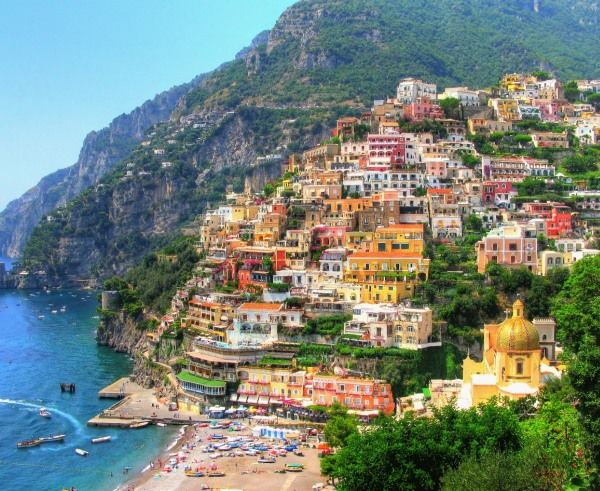 5 Tourist Attractions in Italy