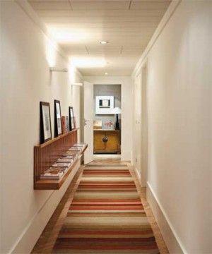 Inredning hyllor hall : 17 Best images about Hall de entrada de casa on Pinterest ...
