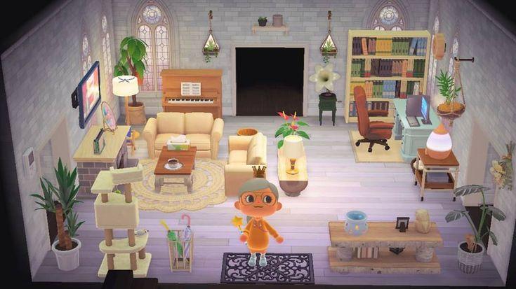 Living room idea: Animal Crossing New Horizons ?? in 2020 ... on Animal Crossing Living Room Ideas New Horizons  id=33650