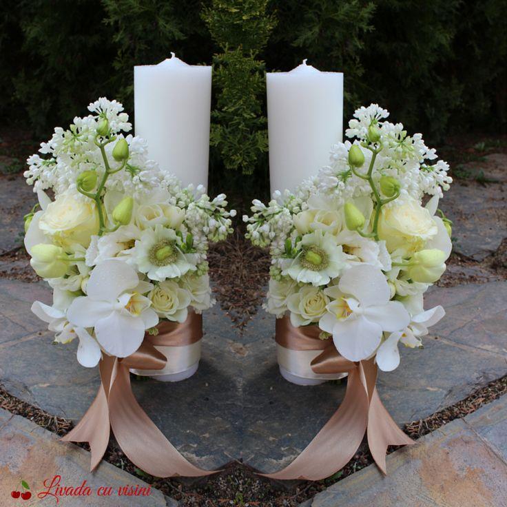 Lumanari botez sau nunta