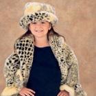 Great fur coat and hat: Fur Coats, Girls Coatscardigan, Girls Coats Cardigans