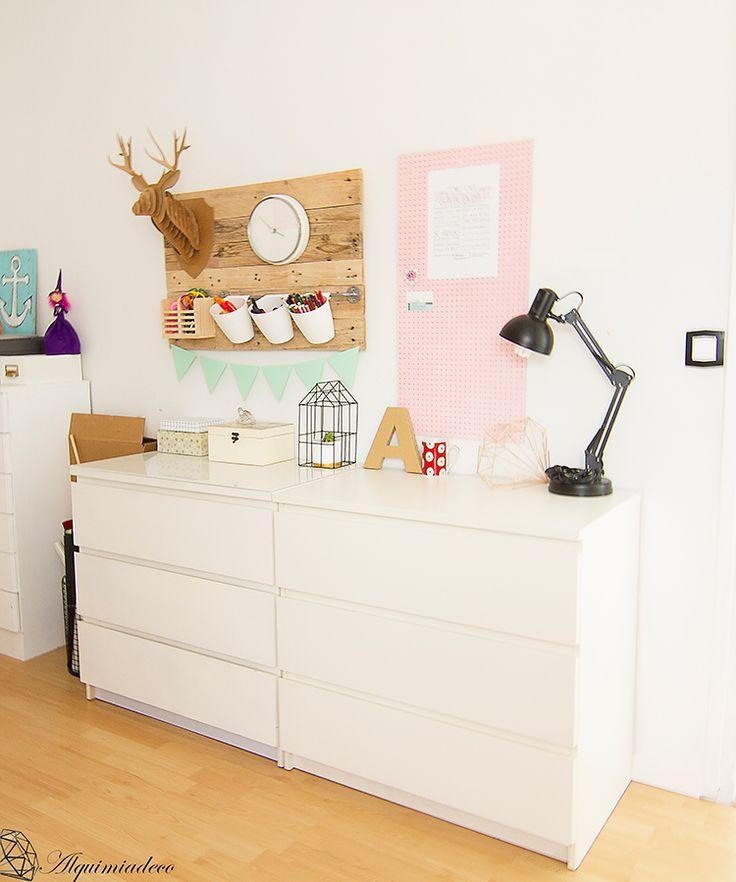 17 mejores ideas sobre habitaciones de invitado en - Manualidades para dormitorios ...