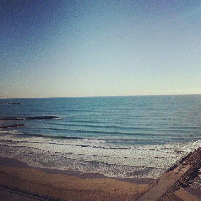 Más de 300 días de #sol al año en #Sitges #catalunyaexperience #cataluña #barcelona #spain