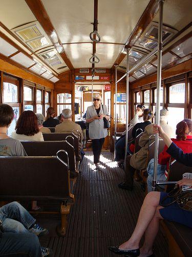 Lisbon Trolley. Portugal Scott Bergey