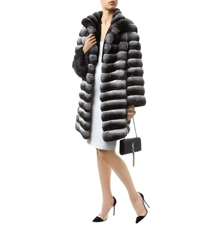 Buy Harrods Women's Gray Chinchilla Fur Coat, starting at $29117. Similar products also available. SALE now on!