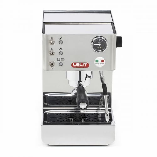 Lelit Espresso - 50s line - Anna PL41LEM  The simplest machine to be a barista at home