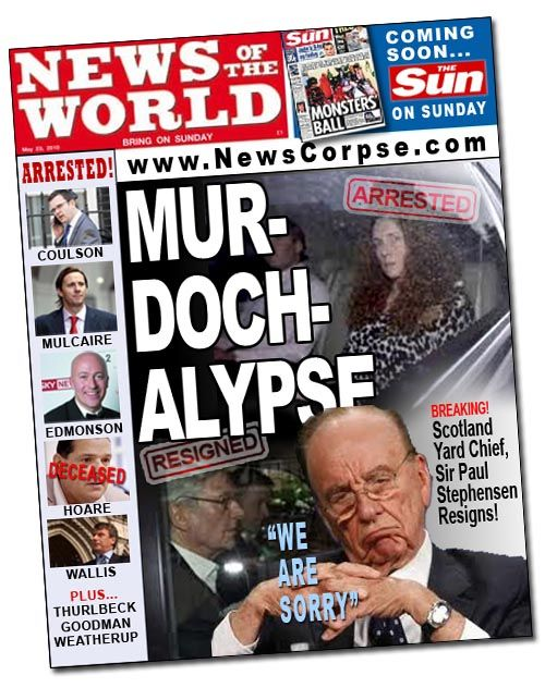 About Those Lost Emails: Not The IRS, The Ones Rupert Murdoch's News Corp Deleted To Cover Up Phone Hacking