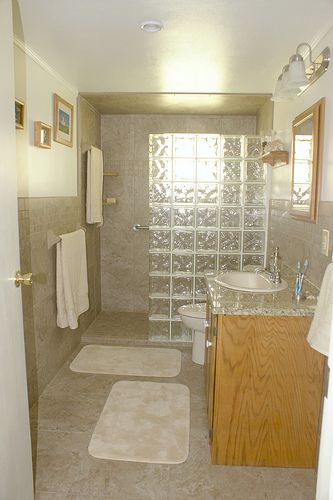 201 best images about miniature bathrooms on pinterest - Bathroom remodel tub to shower conversion ...