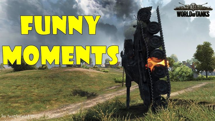 World of Tanks - Funny Moments | Week 1 January 2017