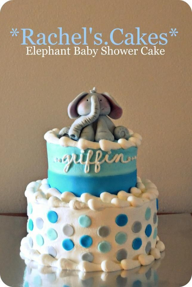 Elephant Baby Shower Theme Ideas