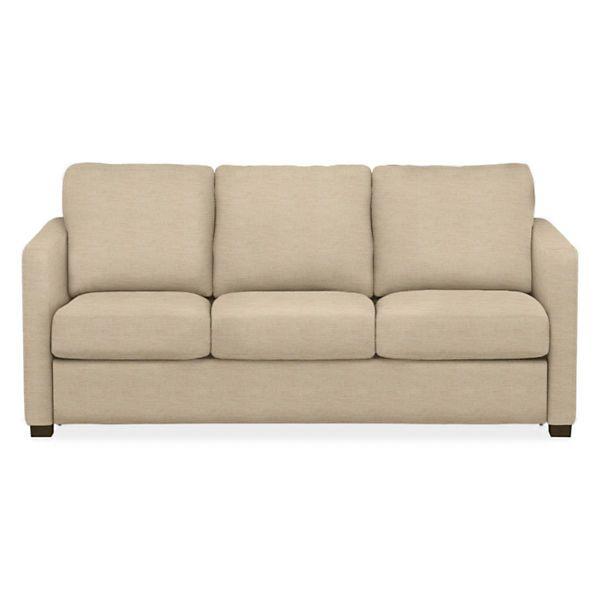 room board berin thin arm 78 queen plus sleeper sofa rh pinterest com