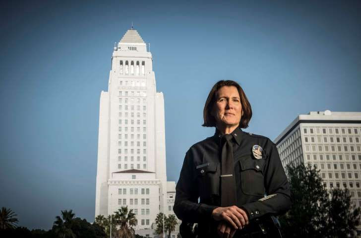 Los Angeles Police Department Commander Anne Clark is the first Latina to hold that job in the force, and she made this historic accomplishment while undergoing radiation therapy to battle cancer.