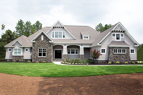 17 best ideas about craftsman style exterior on pinterest for Houseplans com craftsman
