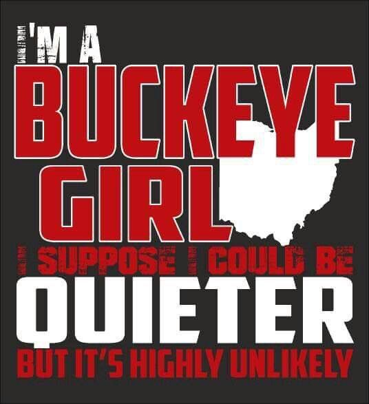 Ohio - lol me in sooooo many ways!