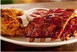 Cincinnati. Montgomery Inn.  Saratoga chips & ribs