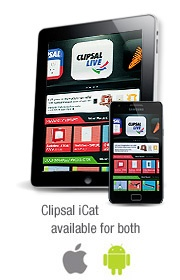 Clipsal iCat on Apple and Android devices (list of Clipsal products - create your jobs on the fly with street address and map, what products you use, bookmarked Clipsal Products.
