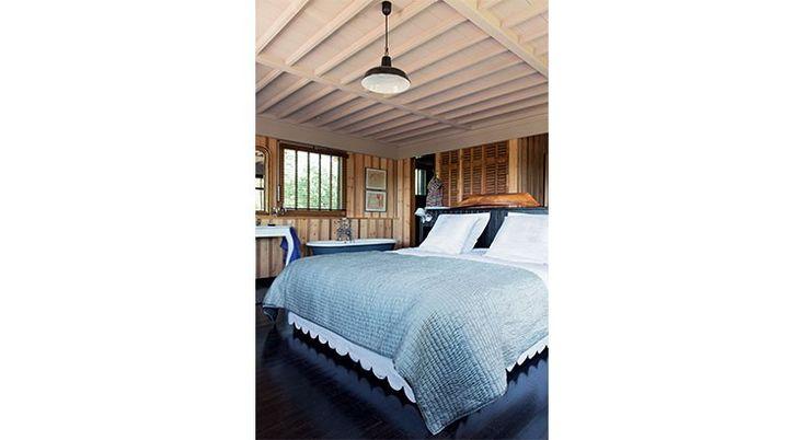 D co une maison en bois de r ve l 39 inspiration coloniale maisons en - Maison coloniale en bois ...